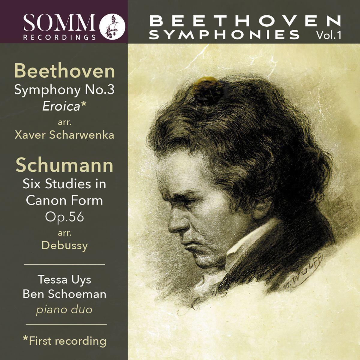 BEETHOVEN: Symphonies Vol.1 Uys,Tessa/Schoeman,Ben
